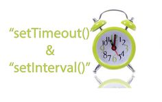 The setTimeout() and setInterval() methods are very useful to create timer effects. Use them to change pictures, show pop up messages with a twist. Change Picture, Messages, Pop, Create, Pictures, Photos, Popular, Pop Music