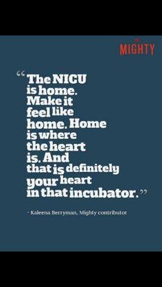 Home is where the heart is #preemie #nicu                                                                                                                                                                                 More