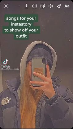 Instagram Captions For Selfies, Ideas For Instagram Photos, Creative Instagram Photo Ideas, Instagram Photo Editing, Instagram Music, Insta Instagram, Instagram Story Ideas, Instagram Quotes, Chill Songs