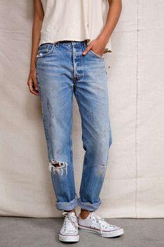 Urban Renewal Vintage Levi's 505 + 501 Jean