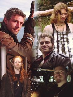 The handsome Brown boys. Alaskan Bush People ❤