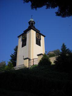 Kostel sv. Ondřeje v Jestřebí - severní Čechy