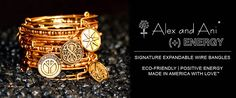 Frox Introduces Alex and Ani!