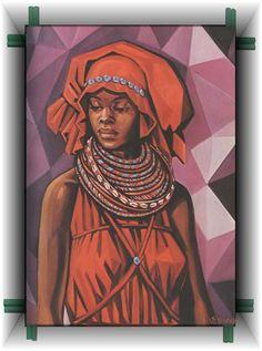 """""""Women of Angola"""" - Preciosos retratos de Neves e Sousa"""