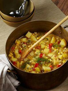 Forks over knives veggie chowder