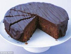 Annie Bell's Flourless Chocolate Apricot Cake Every good deed deserves indulgence... http://www.mydish.co.uk/recipe/9388/annie-bells-flourless-chocolate-apricot-cake  #mydish.
