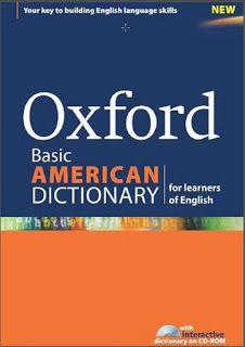 Oxford Basic American Dictionary 2011 English Grammar Book Pdf English Dictionaries English Grammar Book