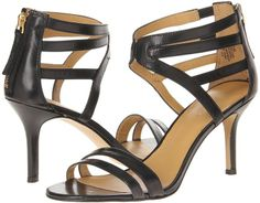 46452563a35 Nine West GeezLouis (Black Leather) - Footwear on shopstyle.com Nine West  Shoes