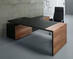 Design and functionality offer the optimal frame for a trusting and serious appe. Design and functionality offer the optimal frame for a trusting and serious appearance. The timeless and very modern Small Office Design, Office Table Design, Corporate Office Design, Office Furniture Design, Office Interior Design, Office Interiors, Home Furniture, Office Designs, Furniture Dolly