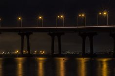 Coronado Light Trails by MarniePatchett on Etsy