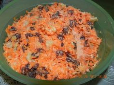 Chic-Fil-A Carrot Raisin Salad Recipe - My Chic fil a stopped making this, so now I can make it at home!