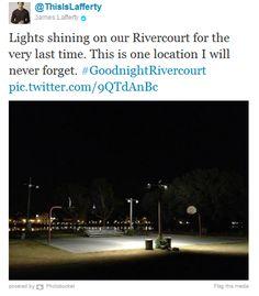 #GoodnightRivercourt