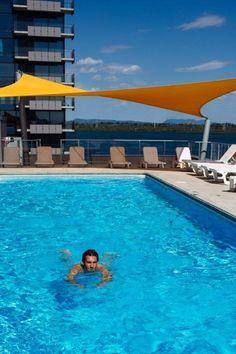 La piscine sur le toit de ZUNI. Album Photo, Photos, Lifestyle, Rooftop Pool, Lush, Baby Born, Pictures