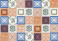 desenhos azulejos portugueses - Pesquisa Google
