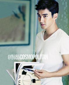 Siwon @ 时尚COSMO Weibo