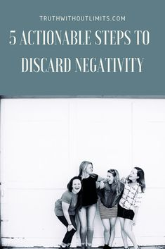 5 Ways to Discard Negativity! Work on becoming more positive and surrounding yourself with good role models. Advocate for others. Negative People, Negative Thoughts, Self Development, Personal Development, Positive Vibes, Positive Quotes, In A Funk, Mental Health Support, Get Back To Work