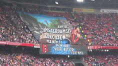 Aan de Amsterdamse Grachten....