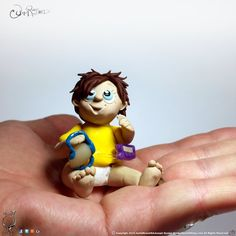 Hey, I found this really awesome Etsy listing at https://www.etsy.com/listing/264807071/mini-polymer-clay-chibi-figurine-t1d