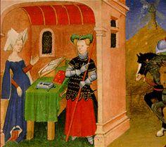 Christine de Pizan [Pisan] Web Page