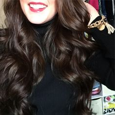 Bellami dark brown Lilly extensions
