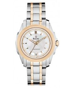BULOVA Precisionist Longwood Stainless Steel Bracelet (98M106) Bulova Watches, Stainless Steel Bracelet, Bracelets, Bracelet, Arm Bracelets, Bangle, Bangles, Anklets