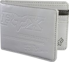 2013 Fox Racing Reforge Casual Motocross MX Dirt Accessories Wallets