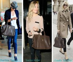 #fashioncelebrities  with their amazing #YSL Yves Saint Lauren Chyc Cabas Bag <3