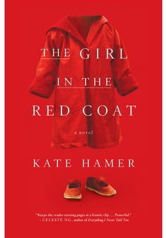 4 Page-Turning Novels to Pick Up Now - These new books are packed with suspense and plot twists. Hang on! http://www.oprah.com/book/Page-Turners-The-Girl-in-the-Red-Coat#ixzz42QyXs700