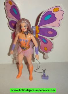 Princess of Power FLUTTERINA 1984 1985 vintage she-ra masters of the universe