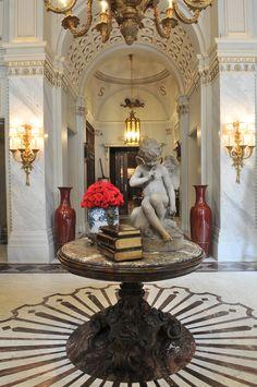 Hotel Sacher - Pierre Yves Rochon