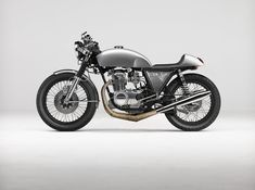 Vintage motorcycle photography ~ Return of the Cafe Racers