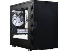 Fractal Design Define Nano S Window Panel Mini-ITX Silent Computer Case - Newegg.com ($70)