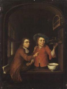 Die Mausefalle by Dominicus van Tol