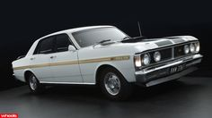 By Land -- Perhaps the most iconic Aussie muscle car ever: the GTHO Phaselll.