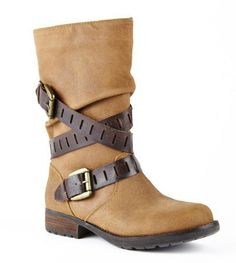 Cougar boots- I just bought these,  and they're so comfortable!!