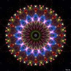 We Heart It Wallpaper, More Wallpaper, Art Clipart, Visionary Art, Mandala Pattern, Geometric Art, Fractals, Meditation, Spirituality