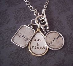 family necklace...love this