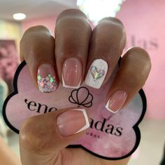 Short Nail Designs, Simple Nail Designs, Nail Art Designs, Shellac Nail Designs, Shellac Nails, Chic Nails, Fun Nails, Precious Nails, Sassy Nails