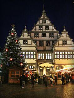 Paderborn at Xmas is lush! How I miss it
