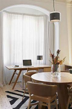 decoração escritório moderno