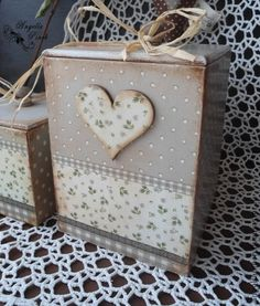 Cocina del hecha a mano. Masters Feria - Hecho A Mano caja de «La Provincia». Hecho a mano. Decoupage Box, Decoupage Vintage, Painted Boxes, Wooden Boxes, Wood Crafts, Diy And Crafts, Indoor Crafts, Country Paintings, Pretty Box