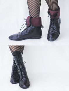 4b1e9f79f7f Impulse in Black II Handmade Leather Boots by The drifter Leather - Custom  made from Thessaloniki