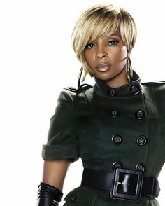 "The DIAMOND in the ROUGH:  Mary J. Blige  MJB da MVP is a true representation that talent can take you to many places.  She grew up in a rough urban neighborhood and managed to escape and do well for herself, BUT never turning her back or ignoring where she came from.  Embrace who you are, your roots, and strive for more... ""no more drama"", just ""real love"", ""be happy"", and you'll be ""just fine""."
