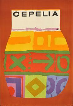 Cepelia JAN MŁODOŻENIEC, 1965