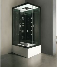 Kabina prysznicowa z sauną GIACOMO 110x85