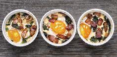Recetas originales con huevo Eggs, Breakfast, Food, Spanish Kitchen, The Originals, Recipes, Egg, Hoods, Meals