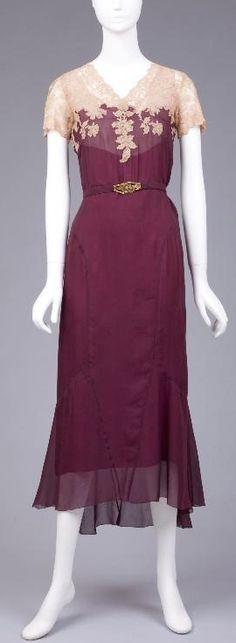 ~30s vintage dress~