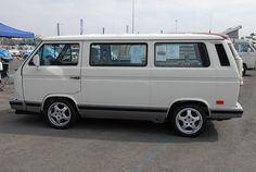 VW Volkswagen Bus T3 T25 by KDFKID, via Flickr