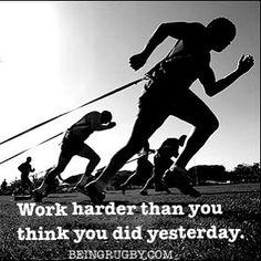 WORKING HARD + DEDICATION = KEY TO SUCCESS