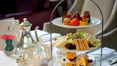 Carton House Hotel serves the best afternoon tea Kildare has to offer. Enjoy a tower of sweet and savoury treats, made even better with a glass of bubbly. Best Afternoon Tea, Hotel Spa, High Tea, Treats, Ethnic Recipes, Sweet, Ireland, Golf, House